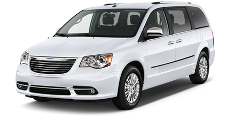 Chrysler Town & Country o Mini-Van Similar (copy)