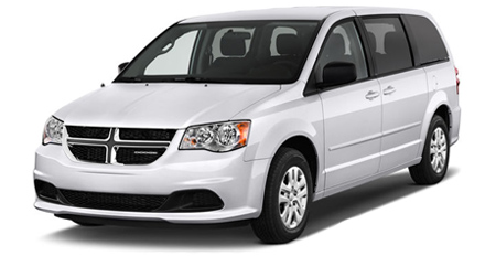 Dodge Grand Caravan o Mini-Van Similar